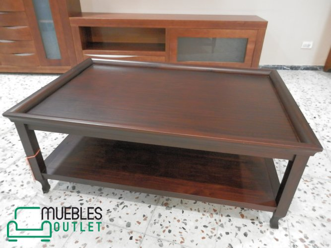 Mesas de centro outlet muebles outlet las palmas for Outlet muebles
