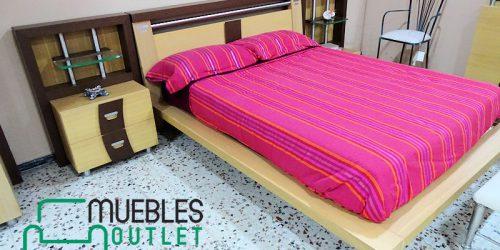 Muebles Dormitorio de Matrimonio Outlet – 645001
