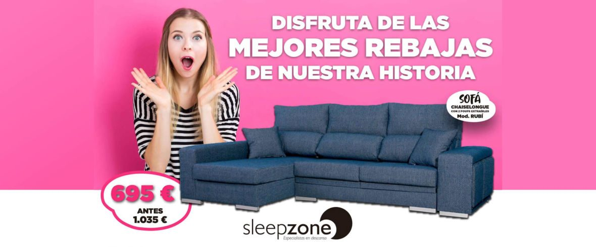Ofertas Sleep Zone