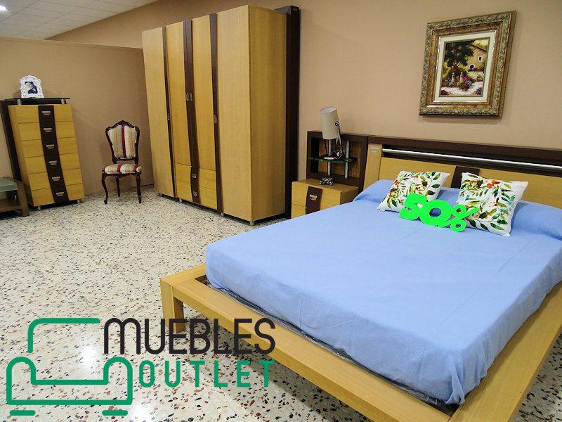 Liquidación stock dormitorio de Matrimonio Moderno – 645001