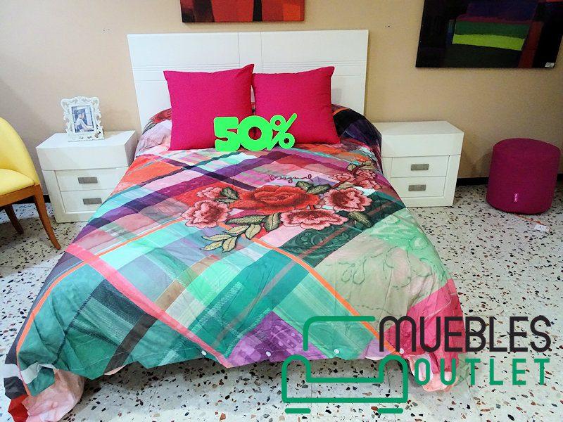 Dormitorio de Matrimonio Moderno – 738291